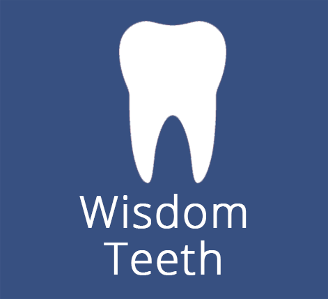 San Juan OFS MOBILE Wisdom Teeth button for